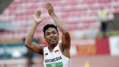 Inspirasi bagi Anak dari Lalu M Zohri, Sprinter Juara Dunia U-20