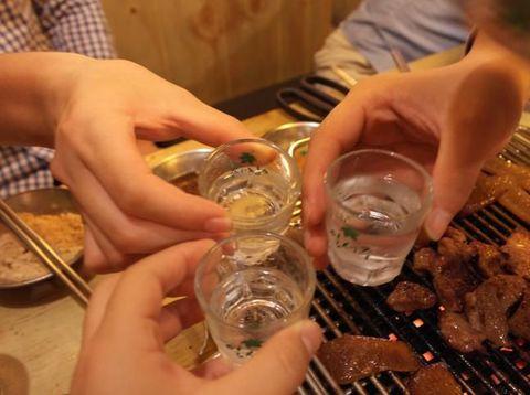 Minuman Soju