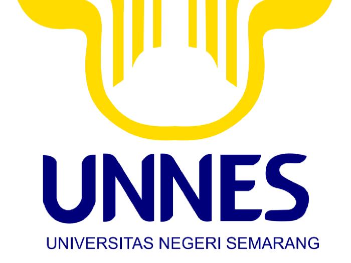 Logo Unnes, Semarang, Kamis (12/7/2018).