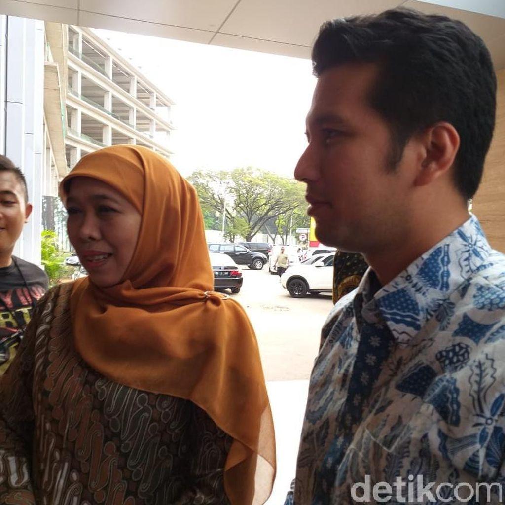 PD Anggap Khofifah-Emil Jadi Timses Jokowi Tidak Elok