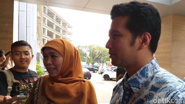 Usai Bertemu Zulhas dan SBY, Khofifah-Emil Temui Ketum Golkar