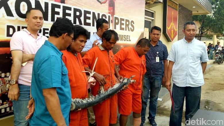 Curi Kabel Listrik Venue Asian Games, 3 Orang Diciduk Polisi