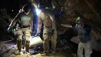 Foto: Begini Detail Penyelamatan 12 Remaja dari Gua Thailand