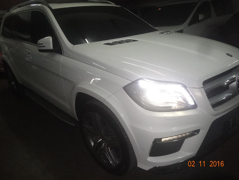 Mobil milik Yan Anton Ferdian. Foto: Kementerian Keuangan