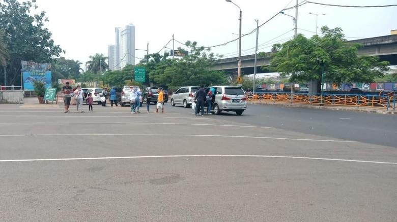 Pemalak di Gerbang Ancol yang Viral Diduga Lebih dari 3 Orang