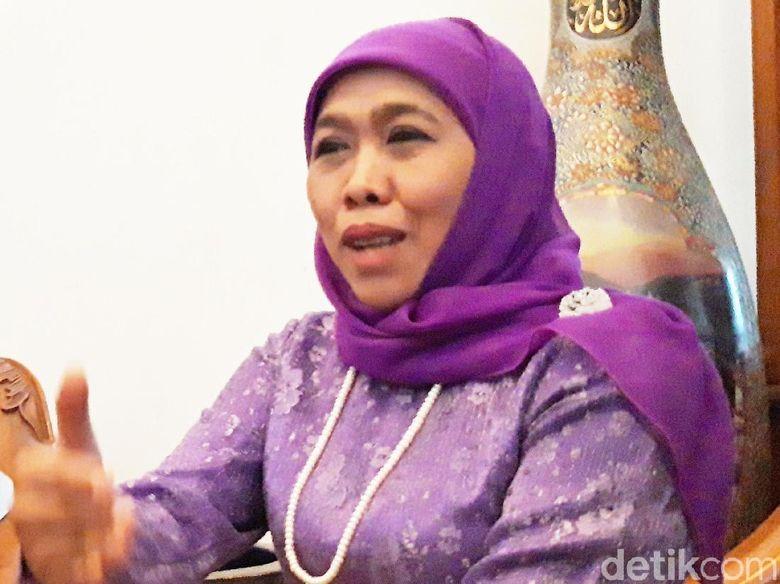 Khofifah: Insyaallah Relawan Muslimat NU Ikut Saya di Pilpres