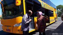 Asyik, Surabaya Punya Dua Bus Tingkat Baru