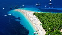 Zlatni Rat (CNN Travel)