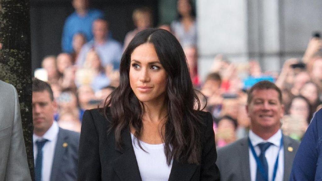 Ayah Meghan Markle Berharap Bisa Berkenalan dengan Pangeran Harry