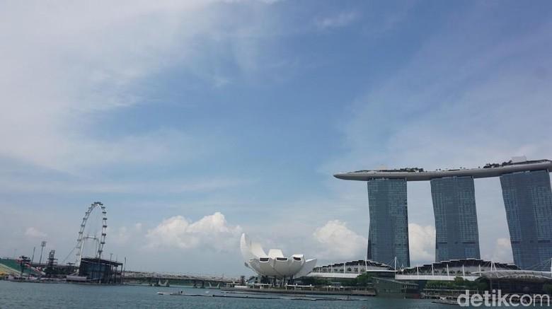 Foto: Ilustrasi Singapura (Shinta/detikTravel)