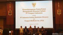 Divestasi Saham Freeport dan Kemiskinan di Papua