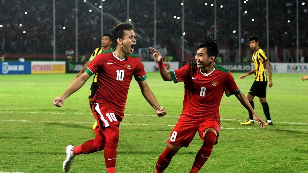 Timnas U-19 Bakal Tampil di Turnamen Segitiga Lawan China dan Thailand