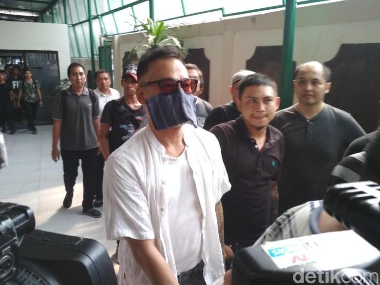 Tanggapi Replik Jaksa, Tio Pakusadewo Tetap Berharap Direhabilitasi