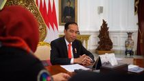 Ancaman Perang Dagang AS, Jokowi Siapkan Strategi