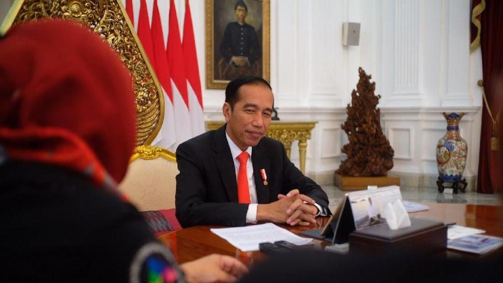 Presiden Jokowi Targetkan Indonesia di 10 Besar Asian Games 2018