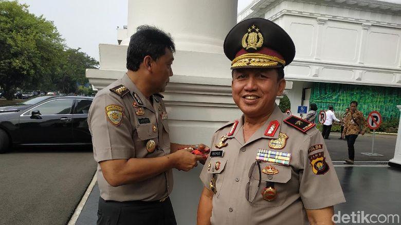 Perwira TNI-Polri yang akan Naik Pangkat Temui Jokowi