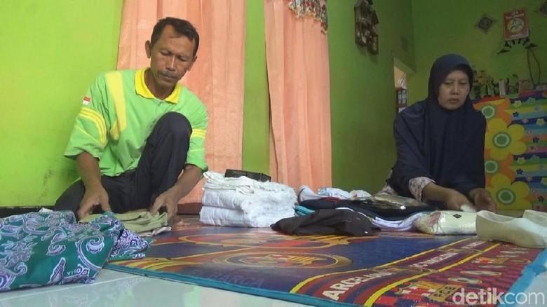 Dana Haji Pasutri Penjual Es Tebu Sempat Berjamur dalam Celengan Bambu