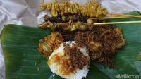 Makan Ayam Serundeng Murah Hingga Sate Kambing Enak di Jakarta Pusat