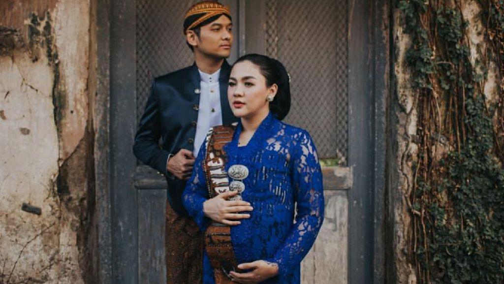 Jawa Banget, Ini Arti Nama Bayi Laki-Laki Vicky Shu