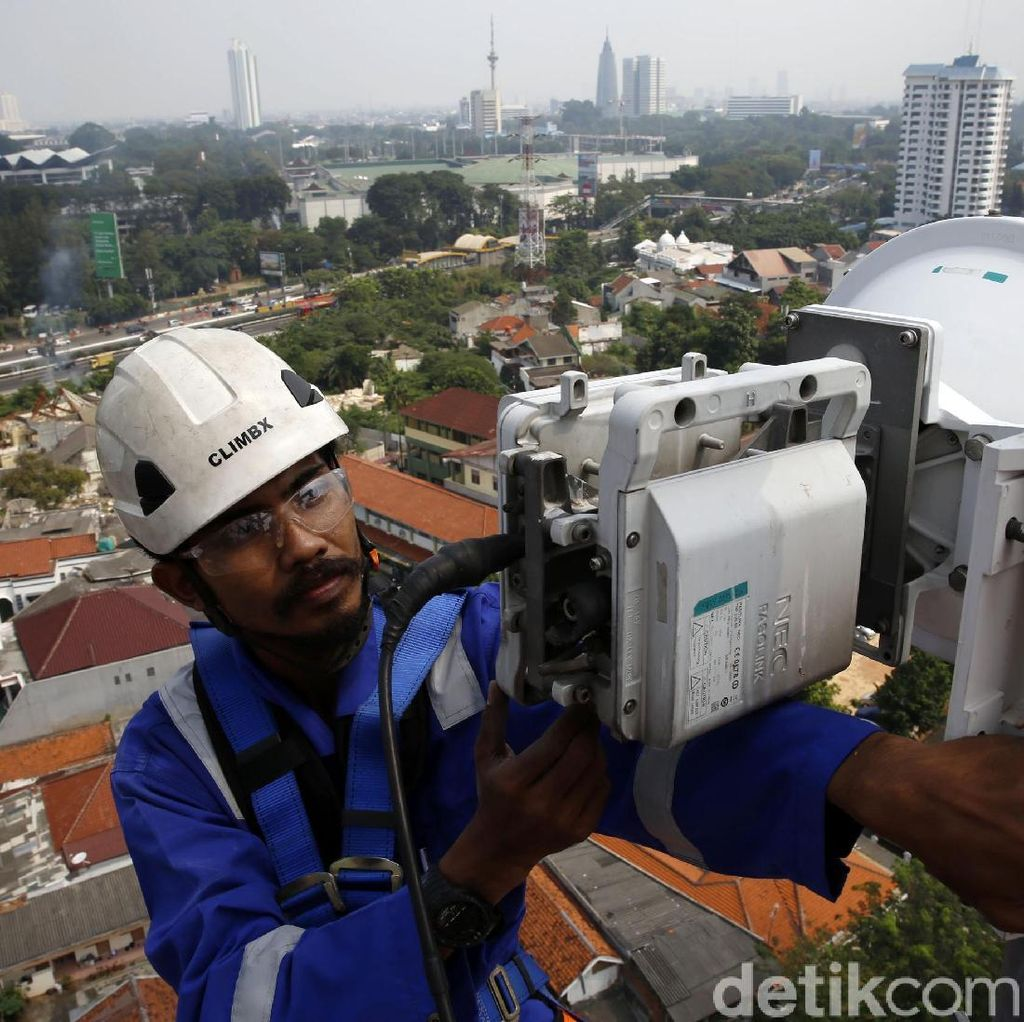 Trafik Data Melonjak, XL Axiata Perluas 4G LTE di Kalimantan
