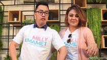 Aksi Kocak Sissy Prescillia dan Dennis Adhiswara di Milly & Mamet