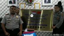 Viral Kantor Bersama Polisi RI-China, Kapolres Ketapang Dicopot