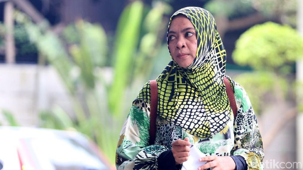 Wa Ode Nurhayati Tiba-tiba ke KPK, Mengaku Ingin Bongkar Suap DPID