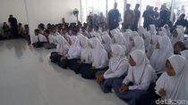 Perdana, SMA Unggulan CT Arsa Sukoharjo Terima 200 Siswa