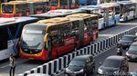 1.500 Bus TransJ Disiapkan untuk Dukung Asian Games 2018