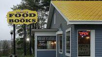 Ini Restoran yang Sediakan Ribuan Buku Untuk Dibawa Pulang Pengunjung