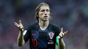 Video: Luka Modric, Ledakan Mortir, dan Konflik Negara Balkan