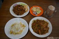 Mi Tumis dan Goreng yang Pedas Menyengat Gaya Pidie Jaya