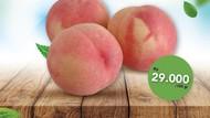 Peach Yamanashi, Buah Primadona Asal Jepang Kini Tersedia di Sini