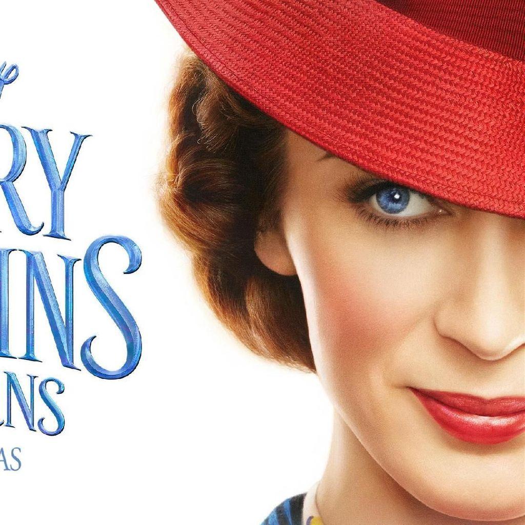 Fakta-Fakta tentang Mary Poppins Return