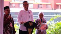 Temui Ulama Muda, Jokowi Ingatkan Bahaya Hoax di Pilpres 2019