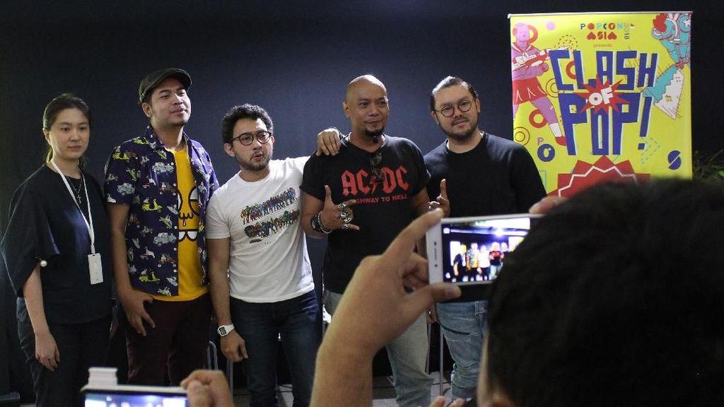 Angkat Tema Clash of Pop, Ini Highlight Popcon Asia 2018