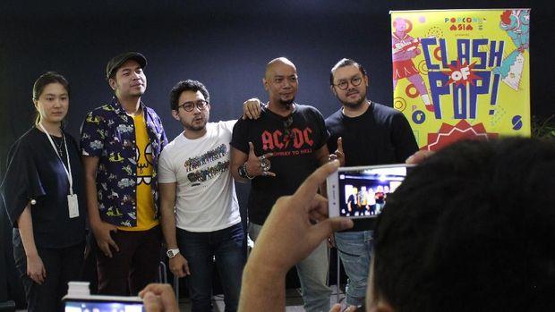 Angkat Tema 'Clash of Pop', Ini <i>Highlight</i> Popcon Asia 2018