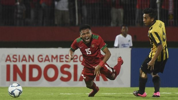 Saddil Ramdani tak ada dalam daftar pemain Indonesia U-19 di laga perebutan peringkat ketiga Piala AFF U-19 2018.