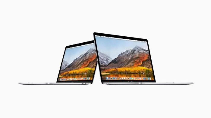 Ilustrasi MacBook Pro. Foto: Apple