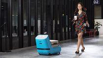 Maskapai KLM Punya Robot untuk Bantu Traveler di Bandara