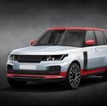 Range Rover Edisi Khusus, Sambut Tim Inggris Pulang Kampung