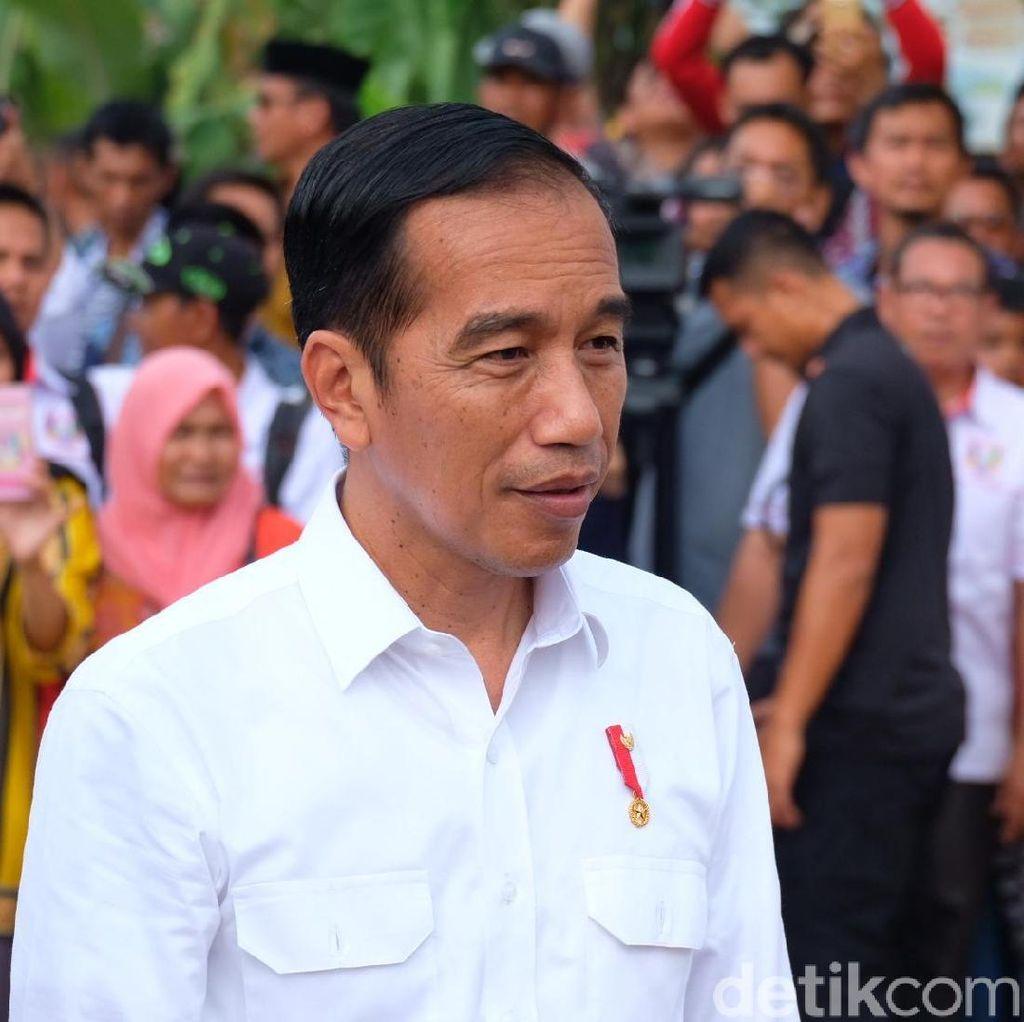 Suporter Persija Tewas, Jokowi Minta Menpora-PSSI Cegah Kekerasan