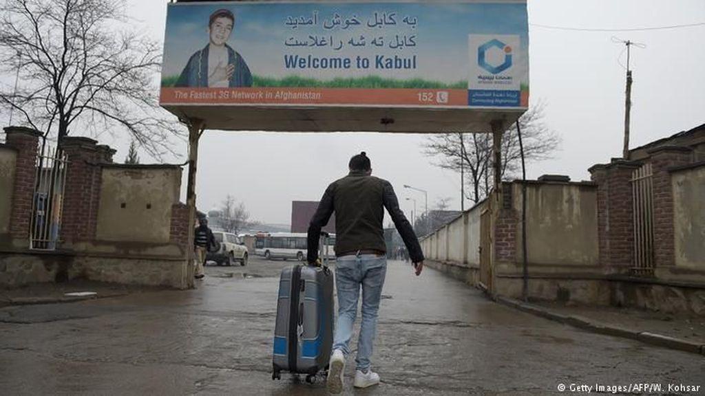 Dideportasi dari Jerman, Pemohon Suaka Afghanistan Gantung Diri