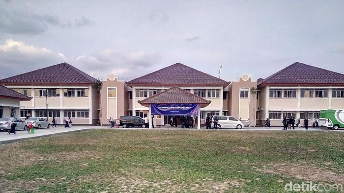 SMA Unggulan CT Arsa Sukoharjo Terima 200 Siswa, Jumat (13/7/2018).