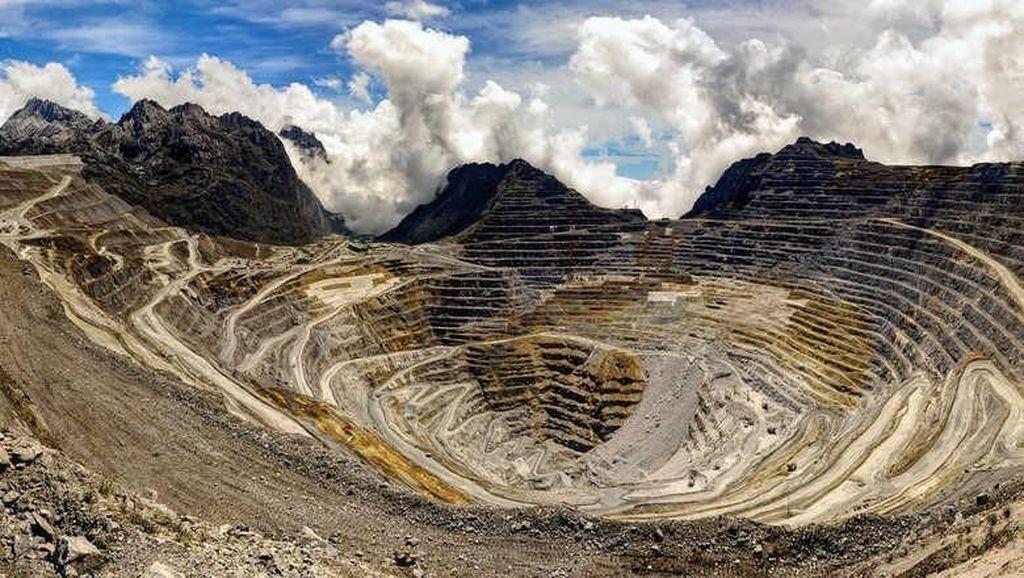 Keren, Potret 10 Tambang Emas Terbesar di Dunia