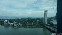Foto: Menikmati Singapura dari Bianglala Raksasa