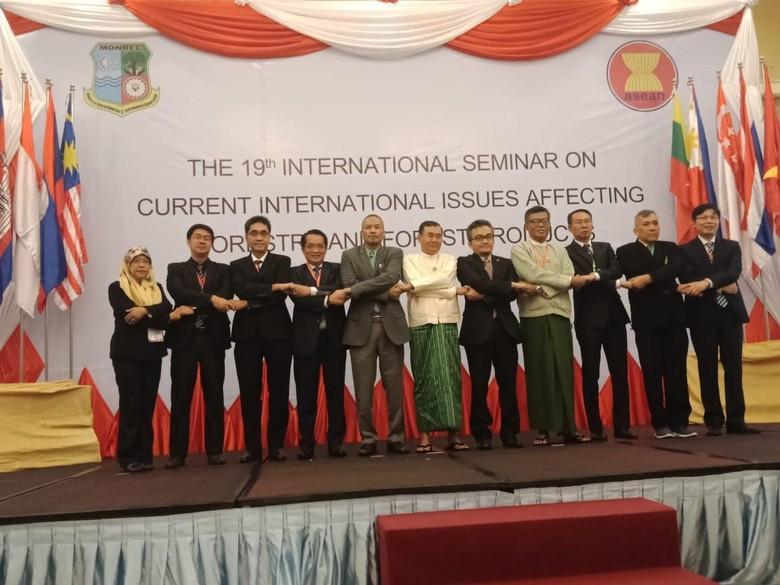 KLHK Nilai Kerja Sama ASEAN Bisa Kurangi Emisi Gas Rumah Kaca