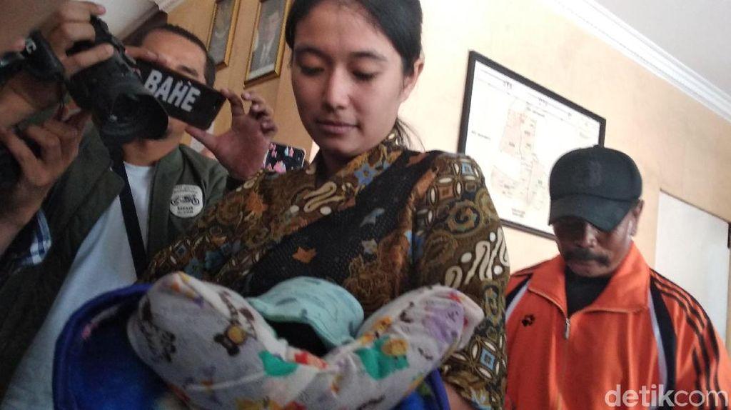 Perempuan Muda Culik Bayi Baru Lahir di Bandung