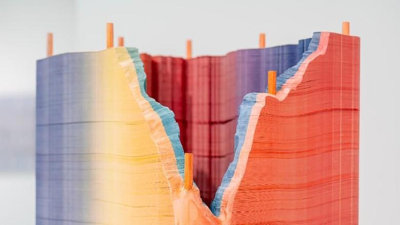 Pamer Karya di Singapura, Irfan Hendrian Bawa Konsep Tabula Rasa