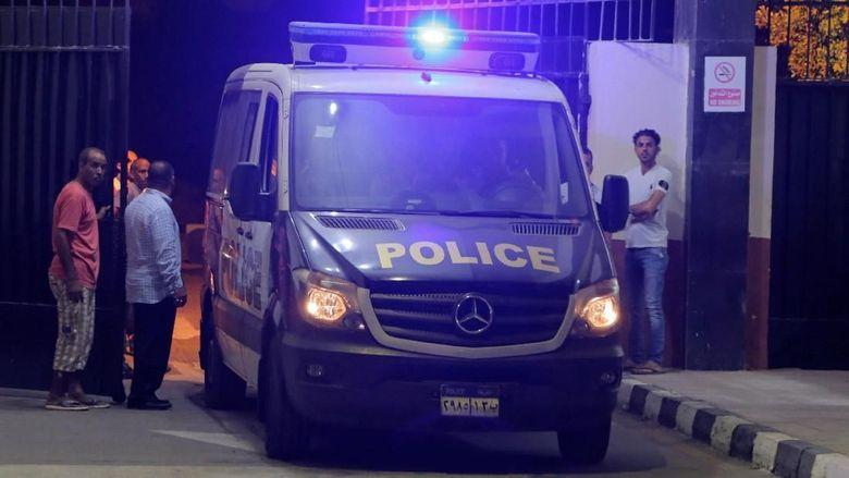Ledakan Guncang Pabrik Dekat Bandara Kairo, 12 Orang Luka-luka